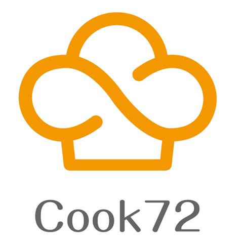 Cook72 Official Logo