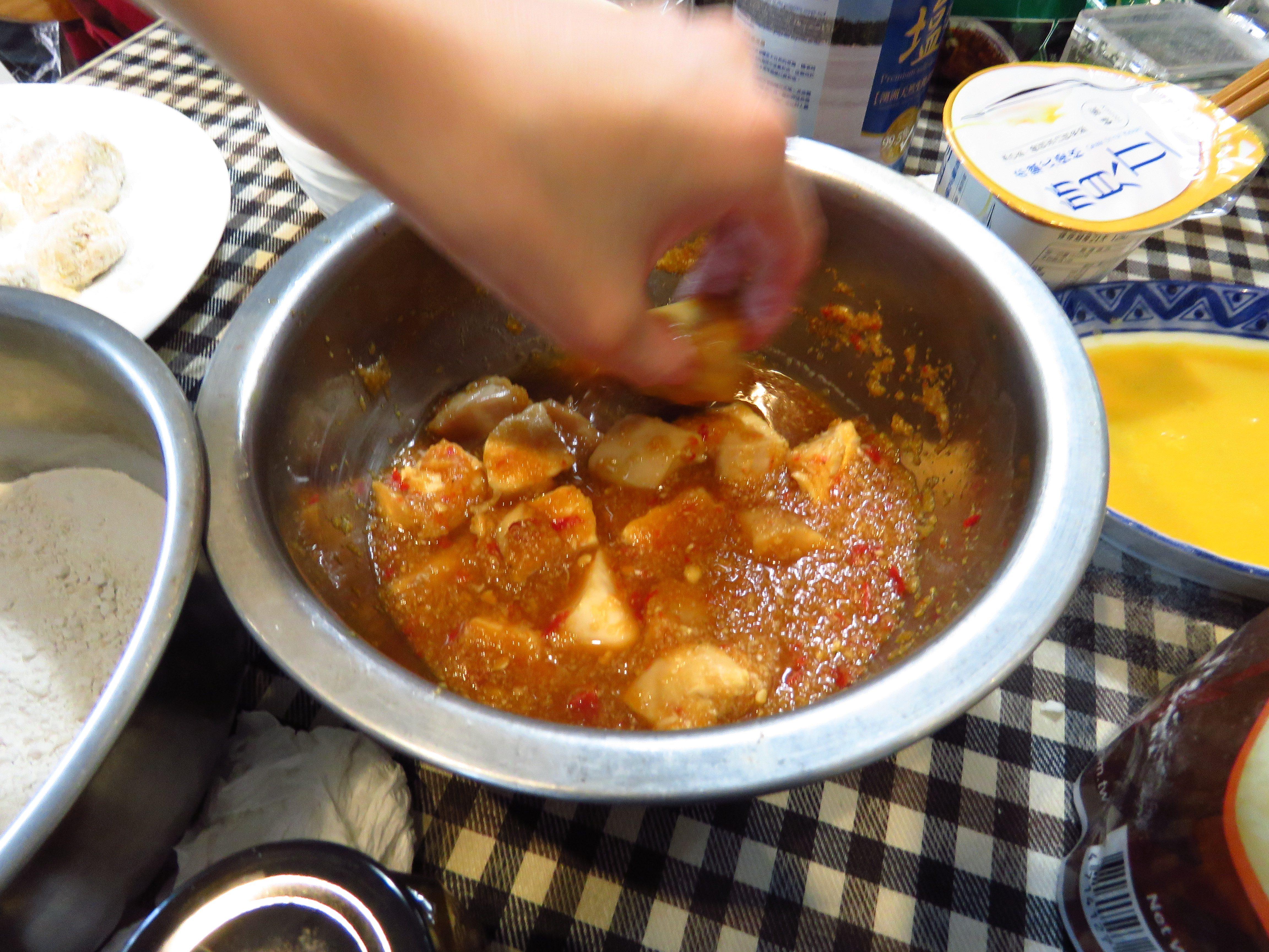 秘制鹹酥雞舒肥食譜