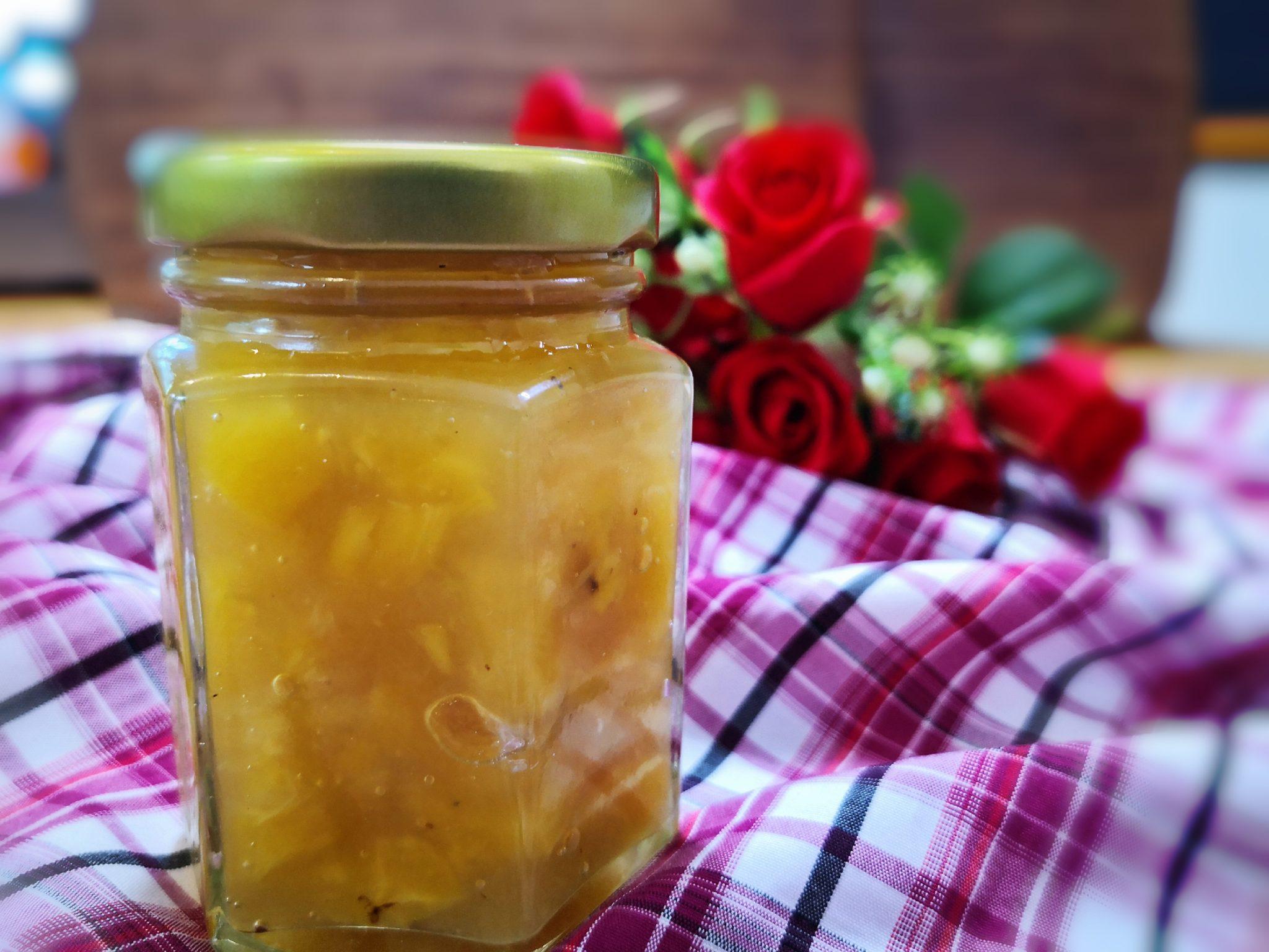 手工鳳梨蘋果醬