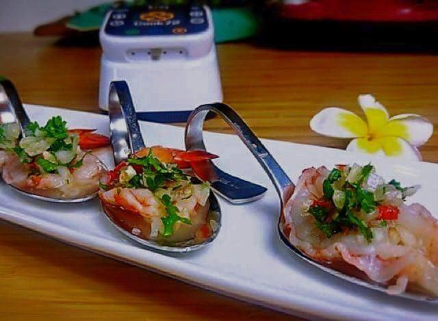 泰式麻辣生蝦